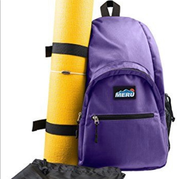 10ee631d81 MERU Yoga Sling Backpack - brand new without tags.  M 5c2666584ab63393e86c5310